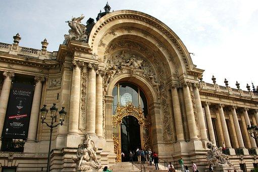 Paris, Petit Palais, France