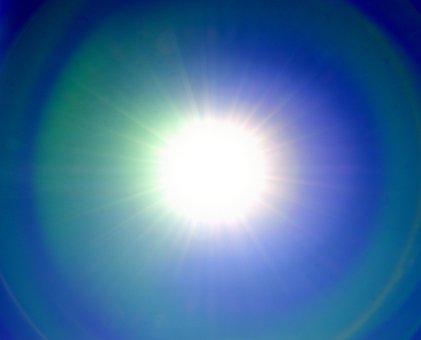 Sun, Summer, Zenith, Day