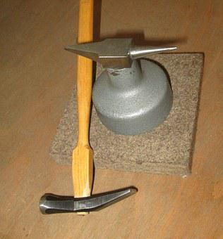 Tool, Workshop, Hammer, Anvil, Craft, Work, Profession