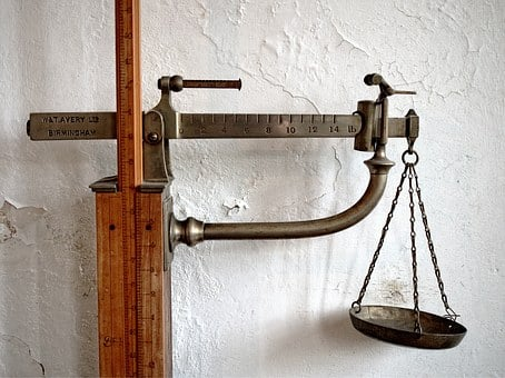 Scales, Balance, Weighing, Weight, Loss, Slimming, Diet