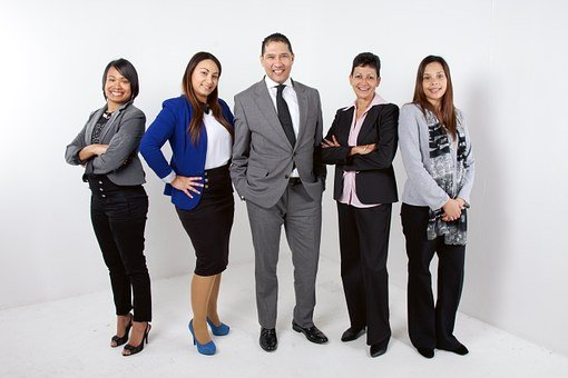 Team, Corporate, People, Group, Office, Company