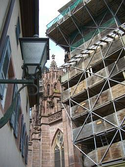 Münster, Freiburg, Integrated, Refurbishment Works