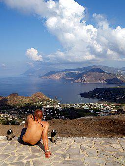 Men, Climb, Man, Climbing, Adventure, Nature, Hiking