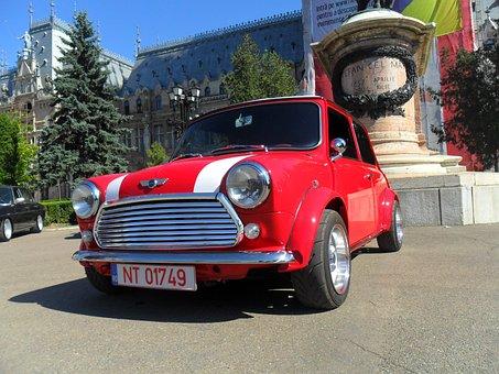 Mini, Mini Cooper, Car, Iasi, Romania, Auto Expo