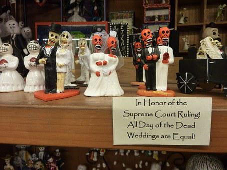 Marriage Equality, Lesbian, Gay, Day Of The Dead, Lgbt