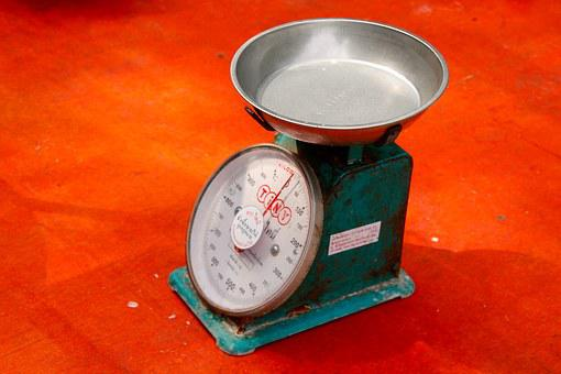 Horizontal, Weigh, Weight, Old, Measure, Weight Control