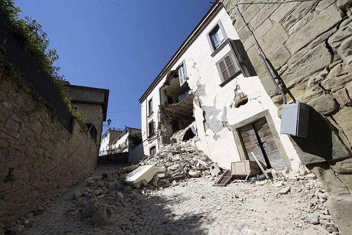 Heartquake, Earthquake, Collapse