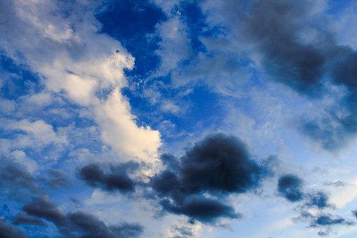 Clouds, Sky, Dark Clouds, Before The Rain, Storm