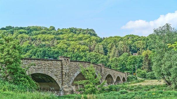 Romance, Bridge, Burgenlandkreis, Architecture