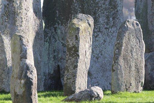 Stonehenge, England, U, Ancient, Landmark, Uk, Britain