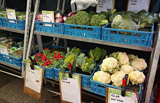 Vegetable, Fresh, Food, Nutrition, Market, Cuisine