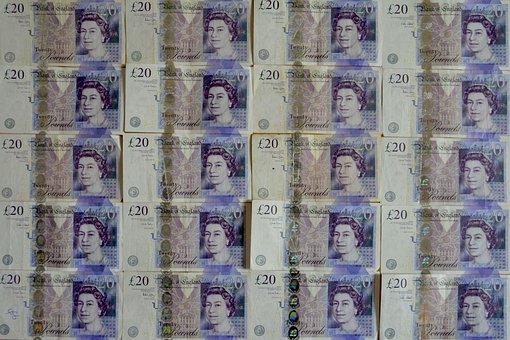 Twenties, Money, Notes, Currency, Twenty, Paper