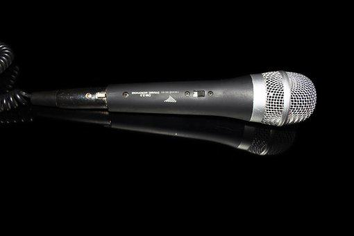 Microphone, Music, Sing-along