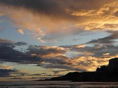 Clouds, Sky, Landscape, Sunset, Climatology