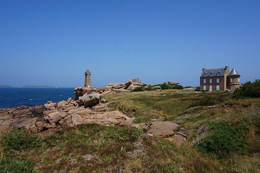 Ploumanach, Pink Granite Coast, Brittany