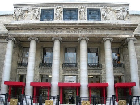 Marseille Opera News, France, Antique
