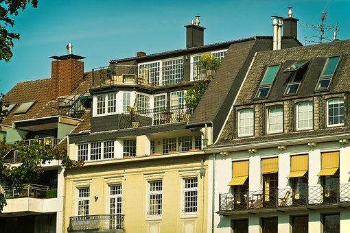 Architecture, Live, Facade, Home, Building, Window