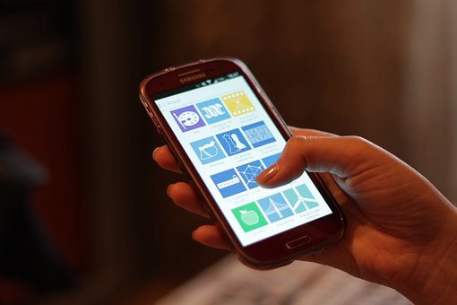 Smartphone, Touchscreen, Communication, Screen, Apps
