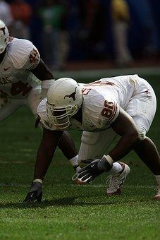 American Football, Defensive Tackle, Player, Tackle