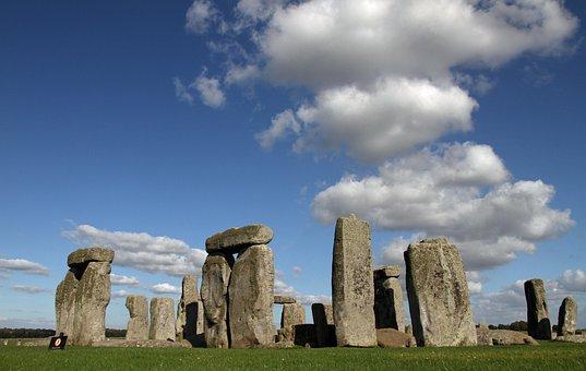 Stonehenge, Prehistoric, England, Ancient, Heritage