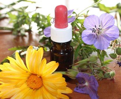 Natural Medicine, Flower Essences, Natural, Herbal