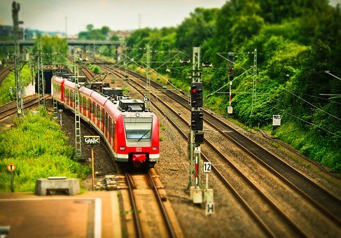 Railway, Train, Transport, Seemed, Rail Traffic