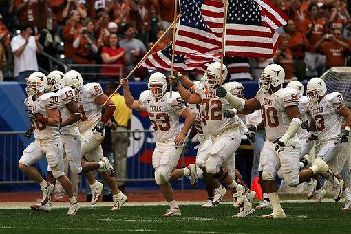 American Football, Football Team, Game, Sport