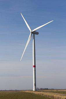 Pinwheel, Wind Power, Energy, Windräder