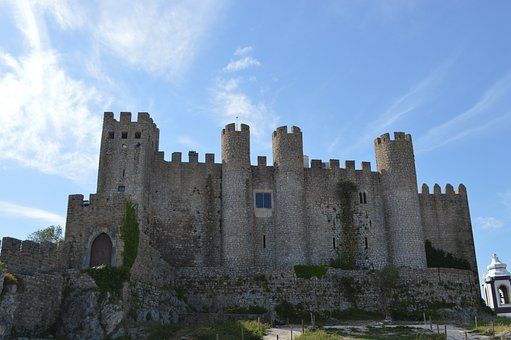 Medieval Castle, óbidos, Medieval, Fortress, History