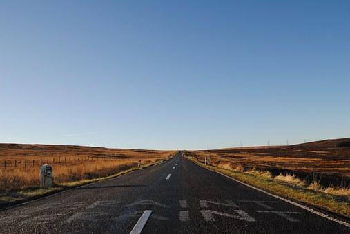 Road, Vision, Tour, France, Europe, Cycling, View