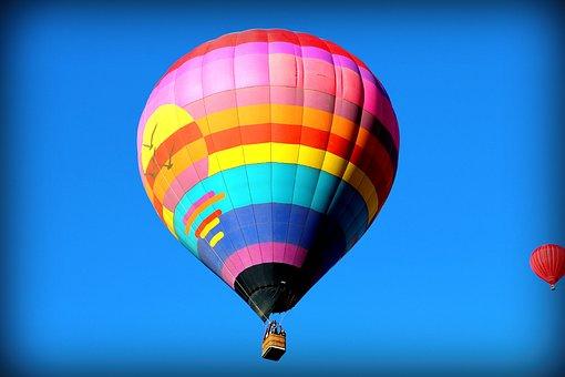 Hot Air Balloon, Air, Hot, Balloon, Travel, Sky