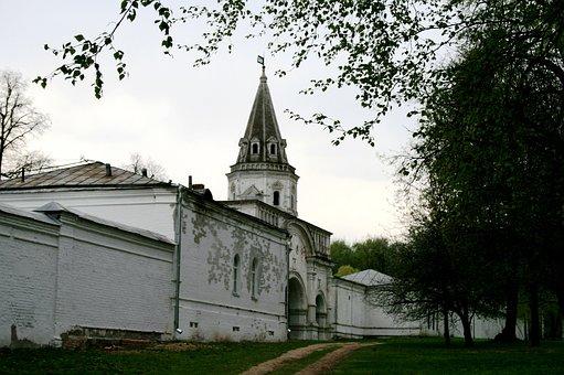 Convent, Building, Architecture, Religious, White