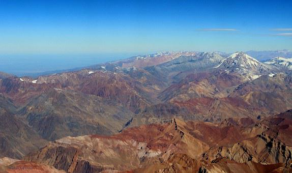 Andes, Mountains, South America, Landscape, Tourism
