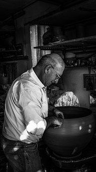 Pottery, Skill, Craft, Workshop, Creativity, Artist