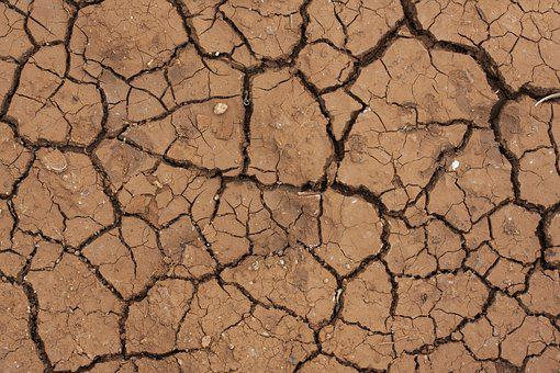 Desert, Dirt, Dry, Cracked, Mud, Terry, Textured