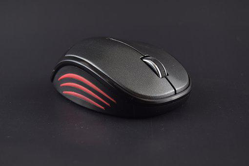 Mouse, Cp, Computer, Wireless
