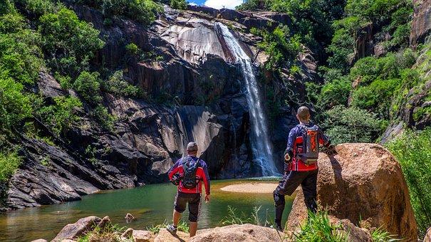 Waterfall, Water, Nature, Paradise, Votorantim, Fall