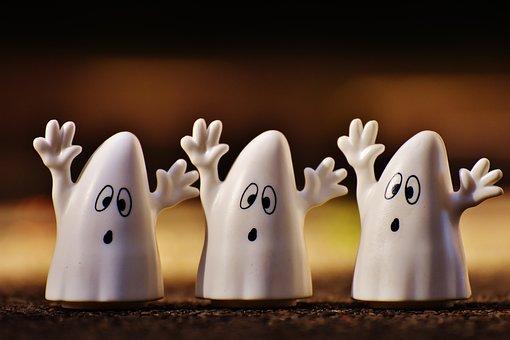 Halloween, Ghosts, Happy Halloween, Ghost, Autumn