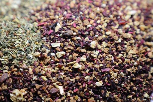Tee, Drink, Mix, Herbal Tea, Fruit Tea, Dried