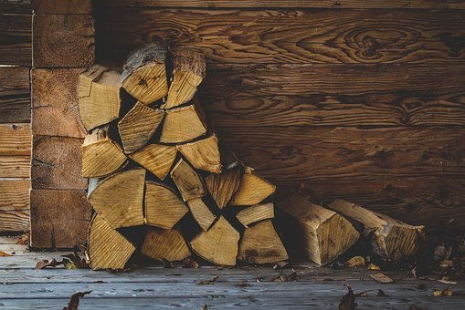 Wood, Holzstapel, Firewood, Stack, Growing Stock, Log