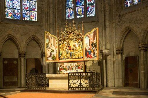 Ulm Cathedral, Ulm, Sanctuary, House Of Worship