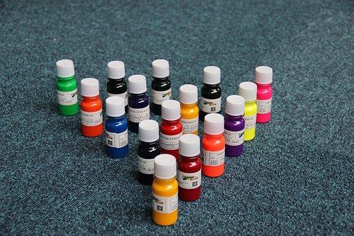 Waterborne Colour Paste, Pigment Printing Paste