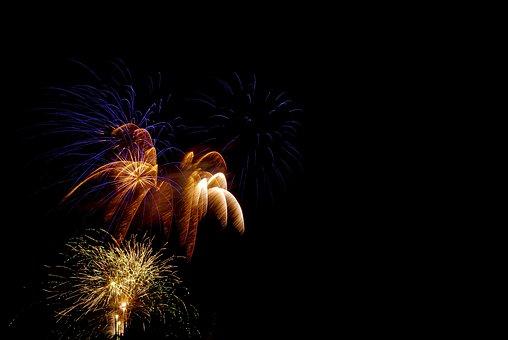 Fireworks, Celebration, Holiday, Party, Event, Festival