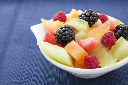 Berries, Melon, Food, Fruit, Berry, Fresh, Healthy
