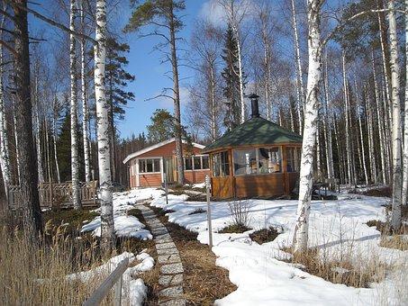 Mikkeli, Finland, Winter