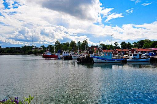 Sweden, Grisslehamn, Outdoor, Sea, Trip, Holiday