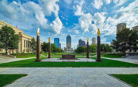 Indianapolis, Indiana, City, Urban