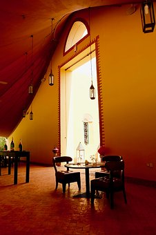 Club Med, Marrakech, Morocco, Med Club, Coffee