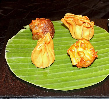 Wan Tan, Snack, Chinese, Dimsum