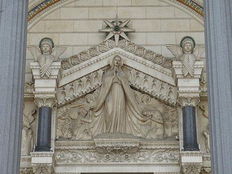 Basilica, Church, Architecture, Place Of Pilgrimage